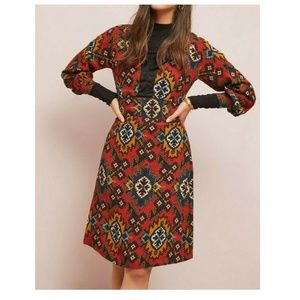 Anthropologie Illyrian Tunic Dress by Ottod'Ame